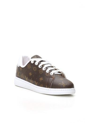 Baqmaq Sneakers Kahve